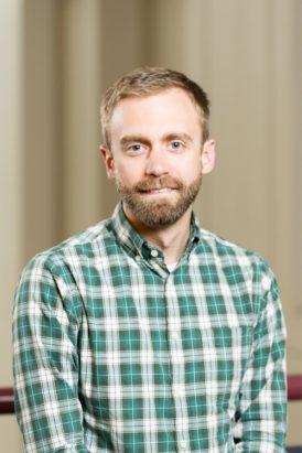 Dr. Alexander Weigard : Postdoctoral Scholar