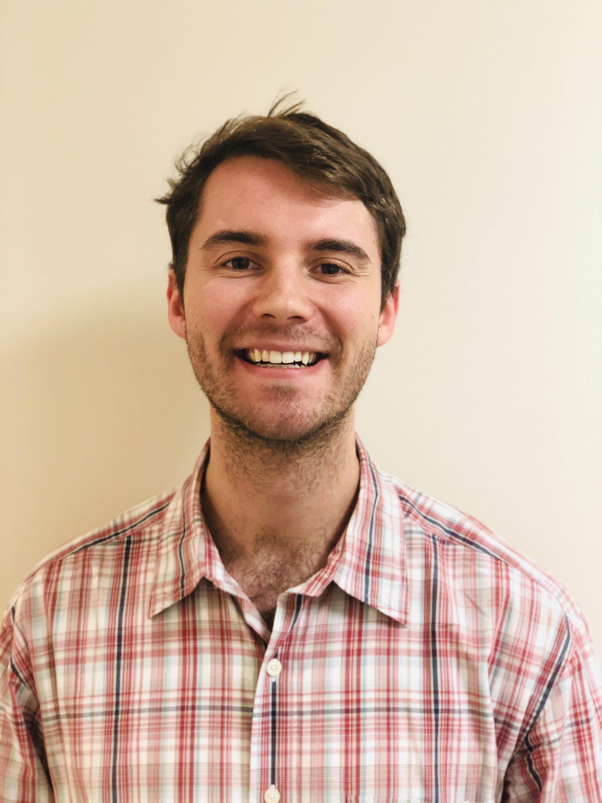 James Dzera : Volunteer Research Assistant