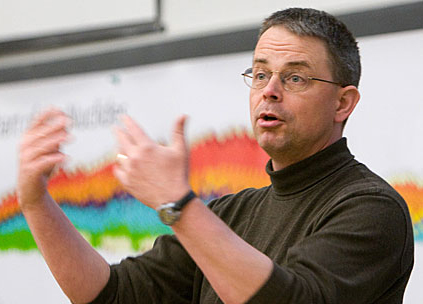 Timothy McKay : Arthur F. Thurnau Professor of Physics, Director of Honors Program, College of Literature, Science, and Arts