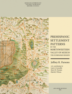 Prehispanic Settlement Patterns in the Northwestern Valley of Mexico: The Zumpango Region