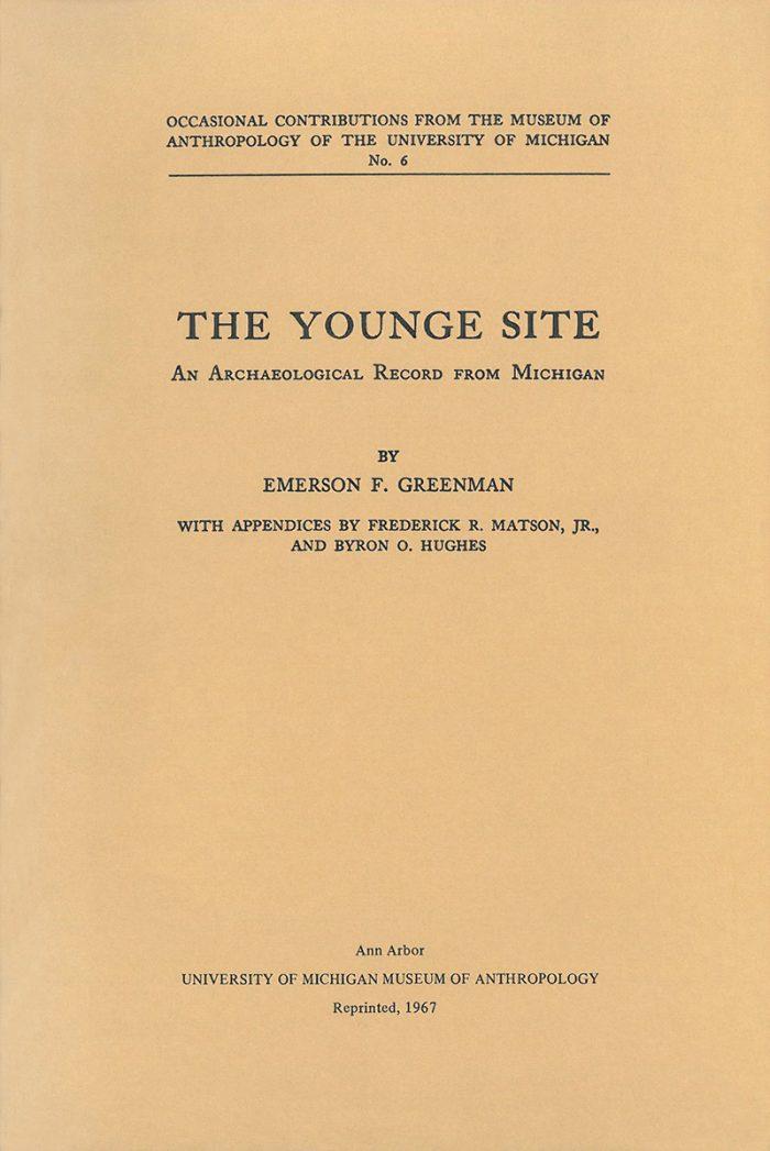 university of michigan university record publication