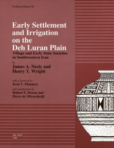 Early Settlement and Irrigation on the Deh Luran Plain: Village and Early State Societies in Southwestern Iran
