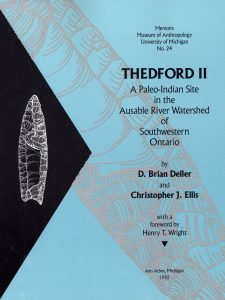 Thedford II: A Paleo-Indian Site in the Ausable River Watershed of Southwestern Ontario
