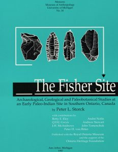 The Fisher Site: Archaeological, Geological and Paleobotanical Studies at an Early Paleo-Indian Site in Southern Ontario, Canada