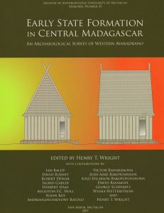 Early State Formation in Central Madagascar: An Archaeological Survey of Western Avaradrano