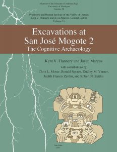 Excavations at San José Mogote 2: The Cognitive Archaeology