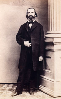 Franz Brünnow from the University  of Michigan faculty and staff portrait  collection