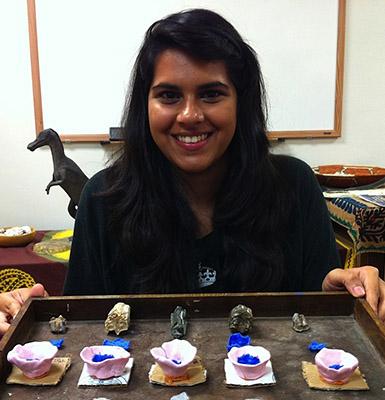Sanam Anwar (Wellesley College, MA) : 2012 ED-QUE²ST REU Student