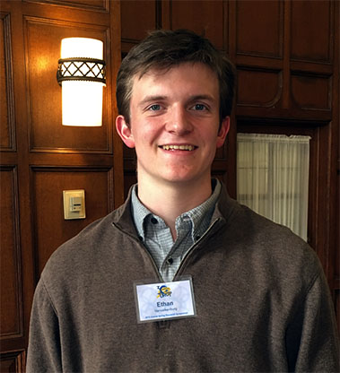 Ethan VanValkenburg : Undergraduate Research Assistant
