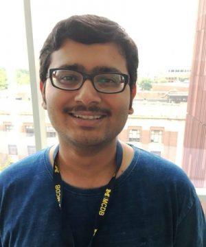 Rishav Mitra : Graduate Student