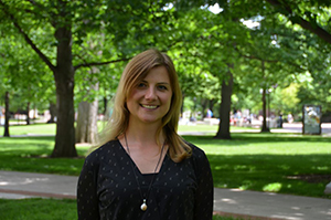 Veronika Sachsenhauser : Graduate Student