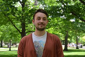 Ben Meinen : Graduate Student