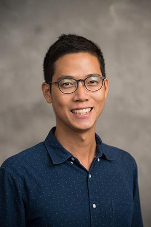 Kevin Wu : Graduate Student