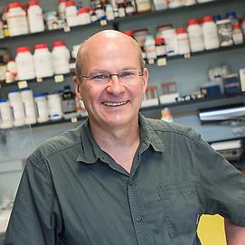 James C. Bardwell, Ph.D. : Rowena G. Matthews Collegiate Professor, MCDB<br>HHMI Investigator