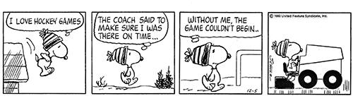 Peanuts120580