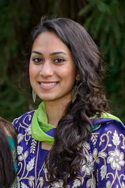 Allysha Choudhury :