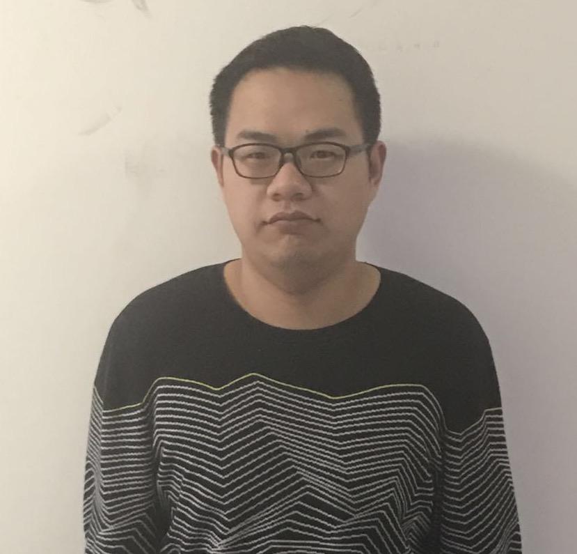 Ziyuan Chen : Visiting student from Nankai University