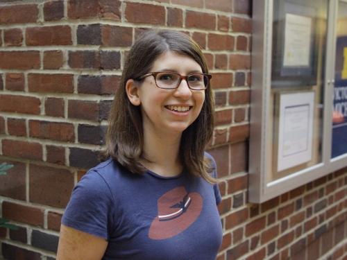 Brianna Barbu : PhD Rotation Student