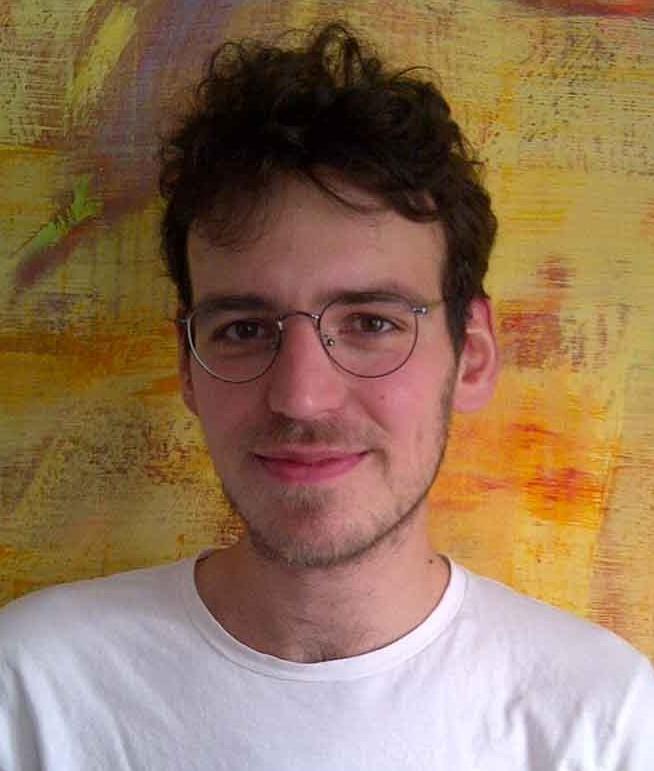 Laurent Geffroy : Postdoctoral Scholar
