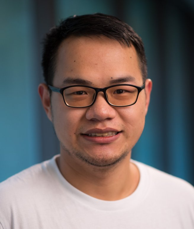 Ziyuan Chen : PhD Student, Biophysics
