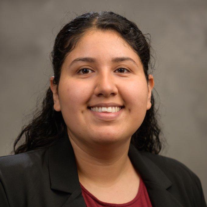 Rosa Romero : PhD Student, Biological Chemistry