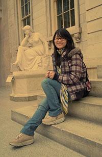 Yiqin Ma : Former Graduate student