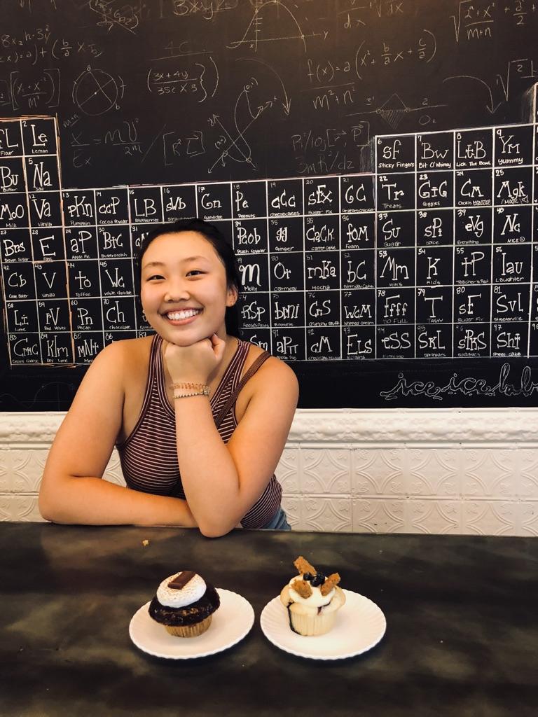 Chelsea Yu : Undergraduate