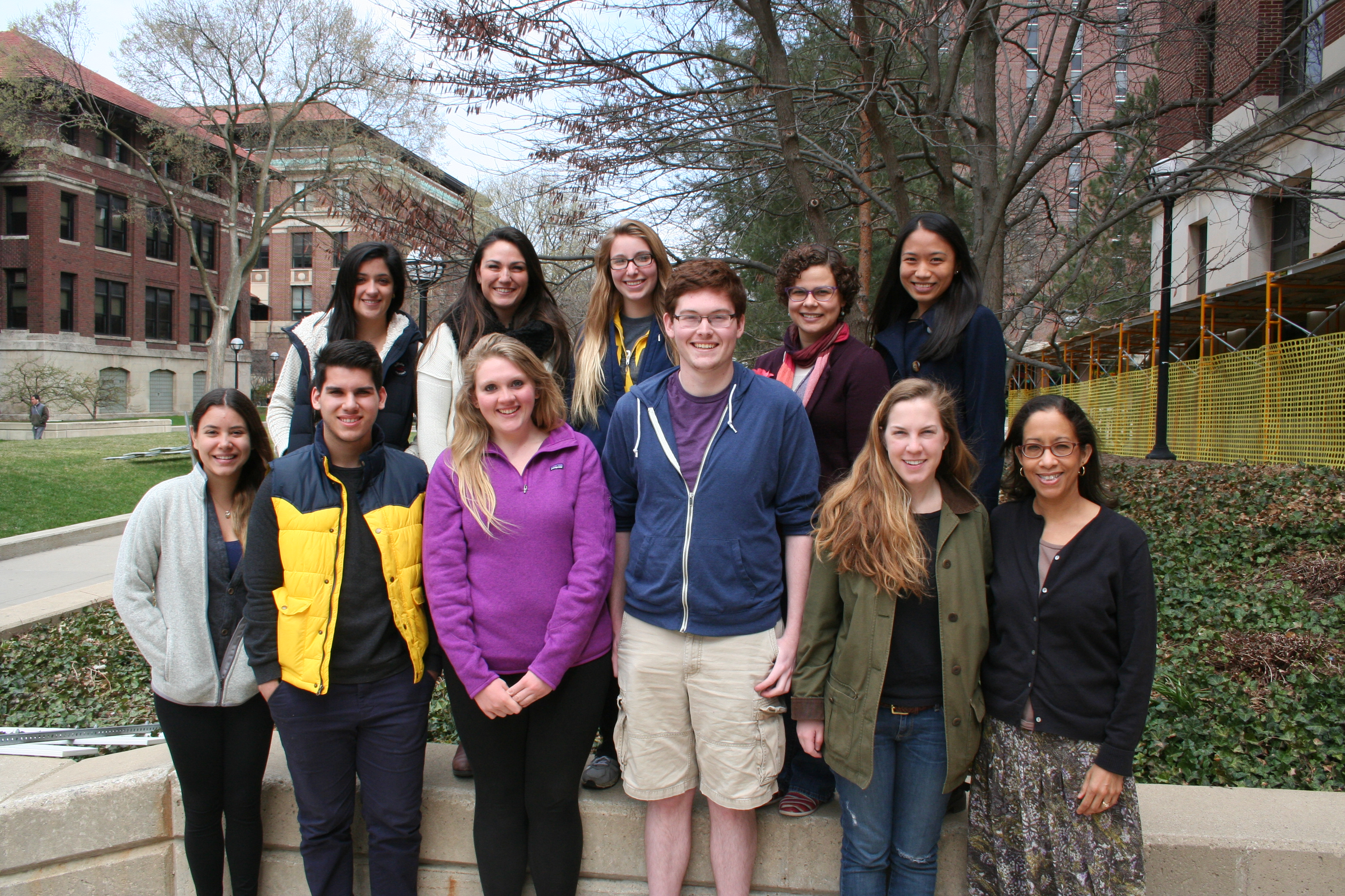 2014 Research Team