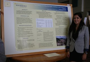 2014 Honors Psychology Poster Presentation