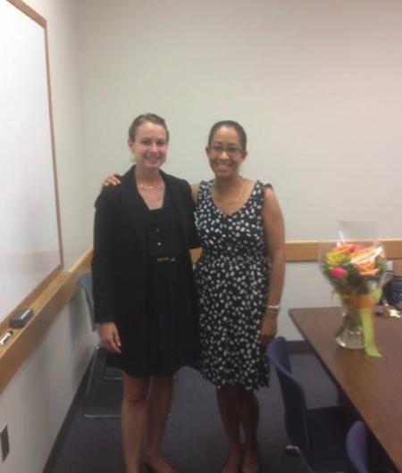 Dr. Traci Kennedy & Dr. Rosario Ceballo