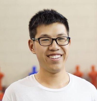 Shangwen (Billy) Yi : Undergraduate Student
