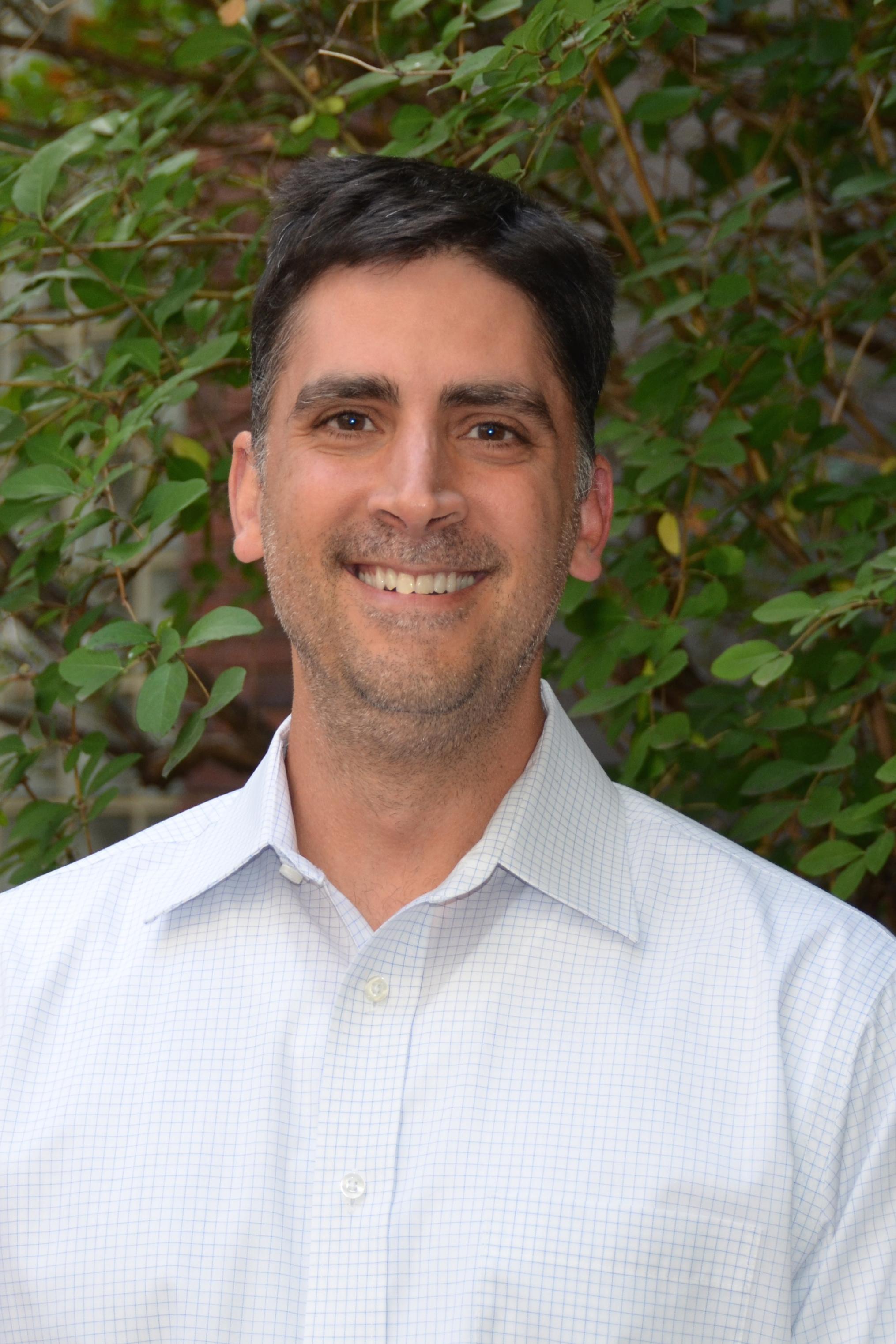 Matthew Chapman : Principle Investigator