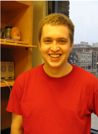 Daniel Smith : Graduate Student Researcher