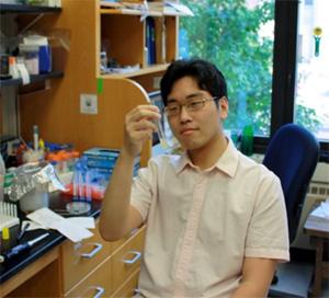John Lee : Masters Student