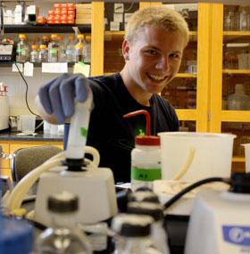 Michael O'Connor : Undergraduate Student