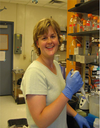 Michelle Barnhart, Ph.D. : Post-Doctoral Fellow