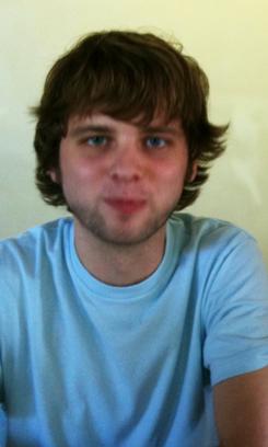 Matt McGuffie : Undergraduate Student
