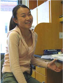 Juan-Jie Ren : Undergraduate Student