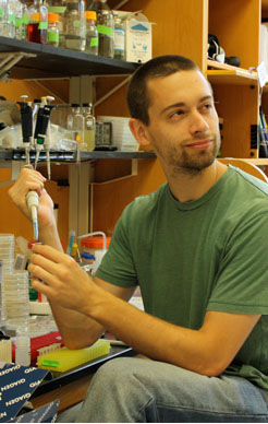Will DePas : Graduate Student Researcher