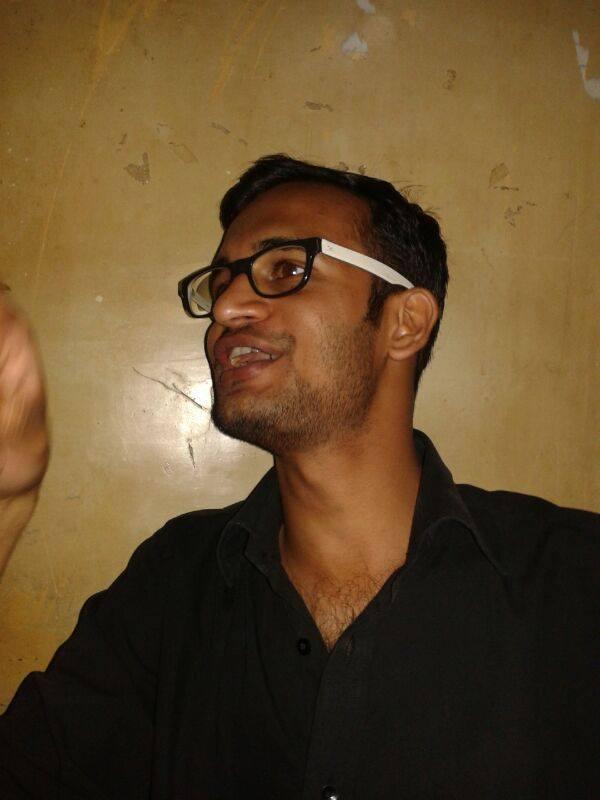 Sujeet Bhoite : Graduate Student Researcher