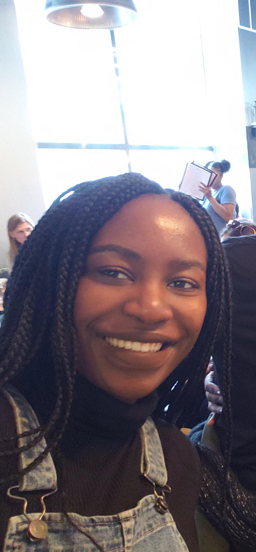 Nana Yaa Britwum : Pathways Masters Student
