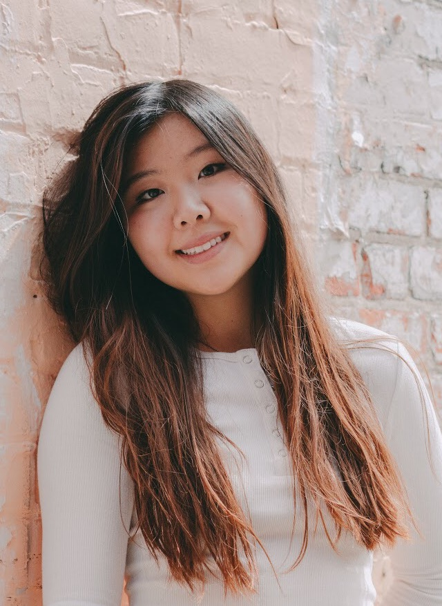 Joanna Zhang : Undergraduate Research Assistant