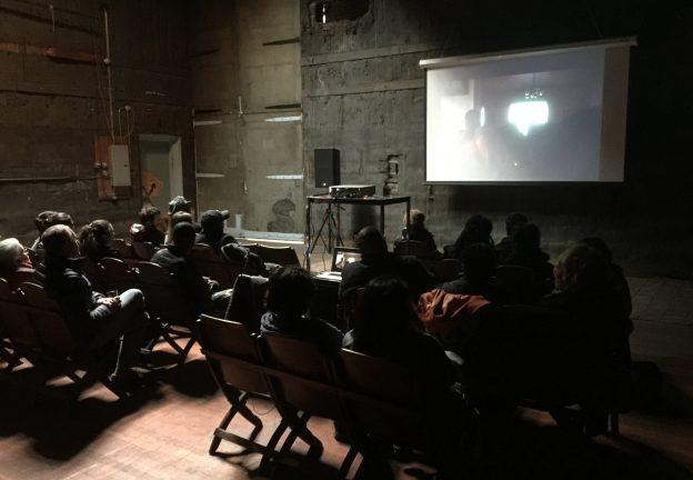 ETHNOGRAPHIC FILM. -Filming the Future of Detroit- premiere (Partridge)