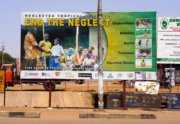 MEDICAL ANTHROPOLOGY. Health message for Neglected Tropical Diseases in Bolgatanga, UER, Ghana (Renne)
