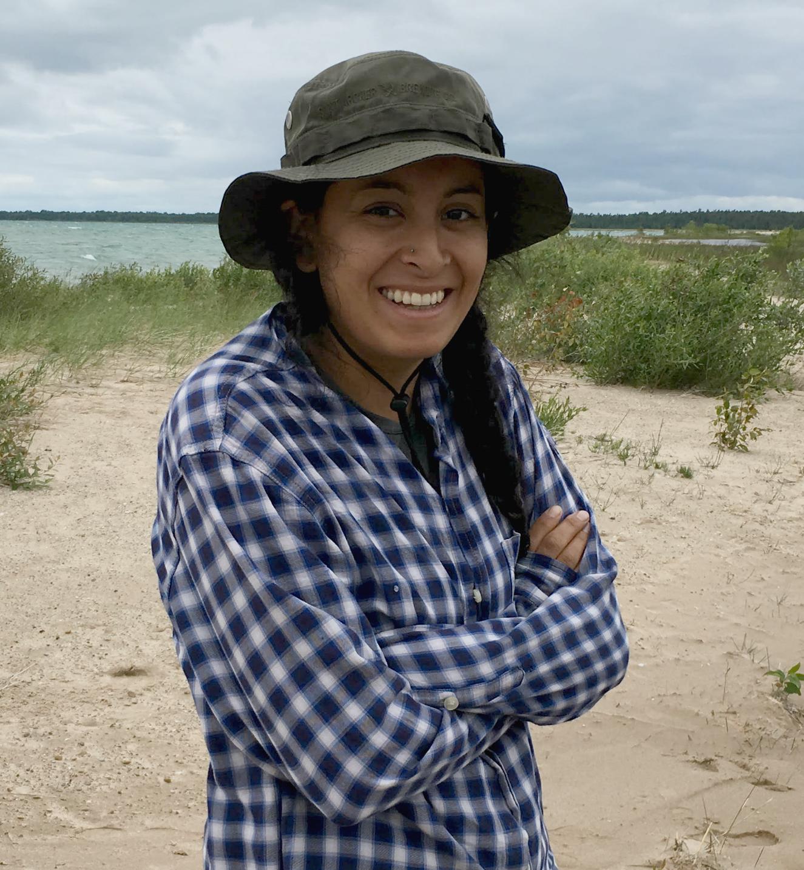 Stephanie Alcala : Graduate Student