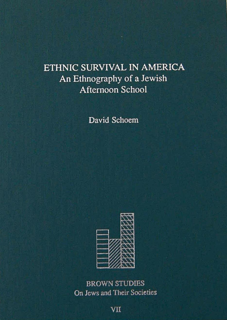 EthnicSurvivalinAmerica