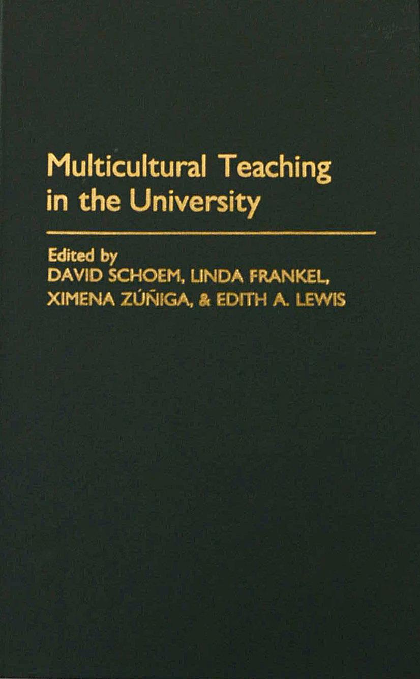 MulticulturalTeachingintheUniversity