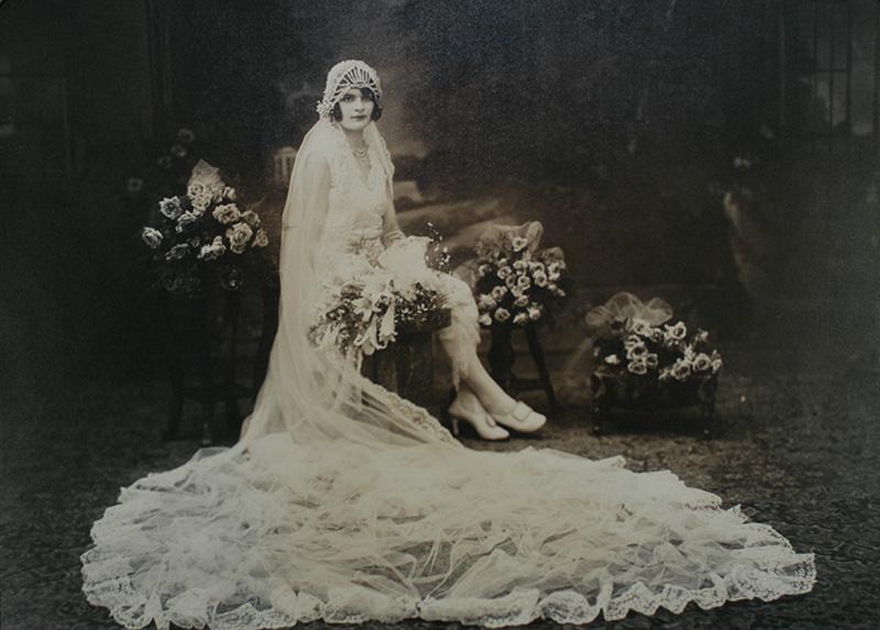 HelenKozlowskiWed1928(1)