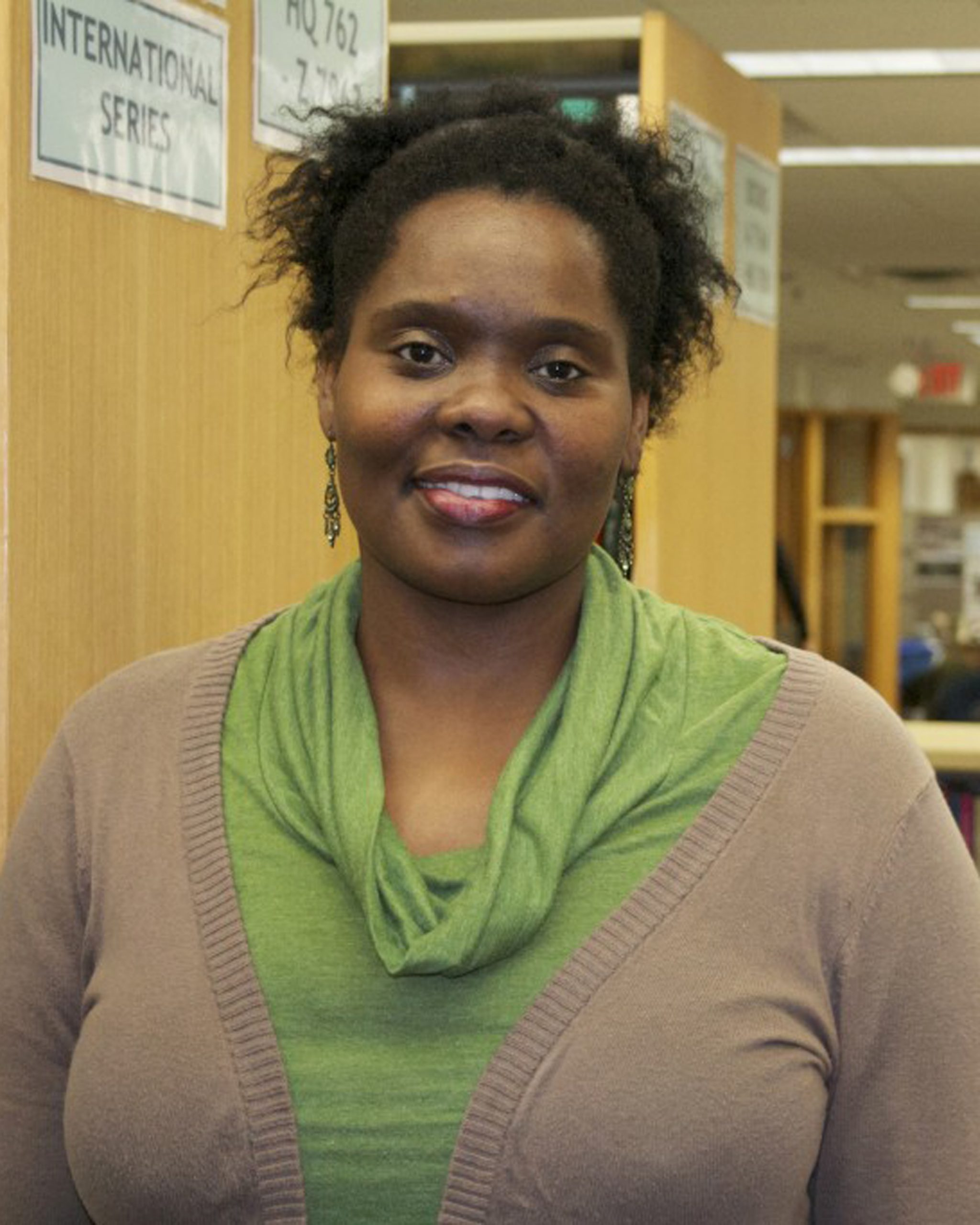 Rona Carter, Ph.D. : Assistant Professor, Psychology