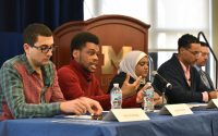 """DISC Co-sponsors, """"Beyond Sacred: Voices of Muslim Identity"""""""